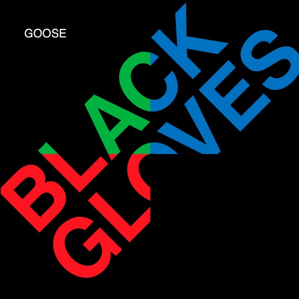 GOOSE Black Gloves single